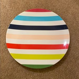 Kate Spade dinner plate